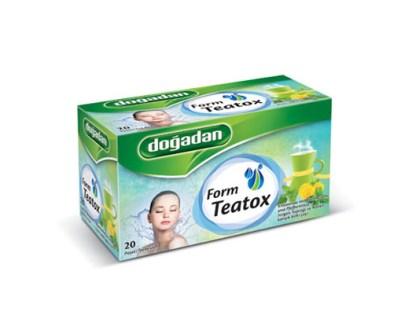 DOGADAN TEA FORM (TEATOX) NETTLE & MINT 12X20