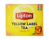 Lipton Yellow Label Black Tea 12x200gr