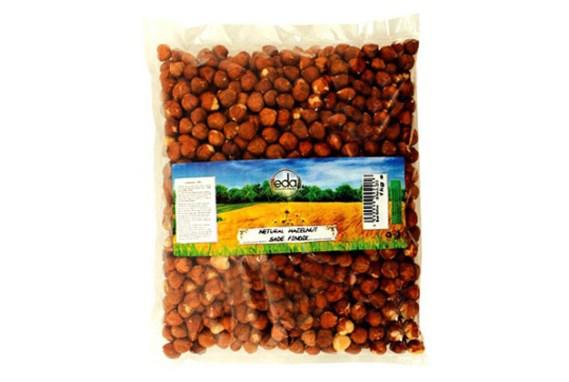 Eda Hazelnuts Natural 8X600Gr