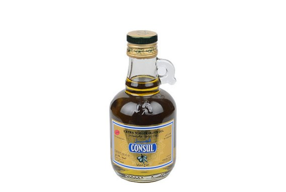 Consul Ext Virgin Glass Jar 24X250Ml