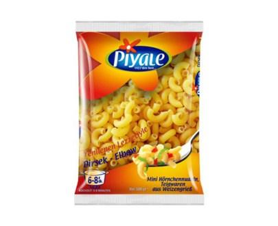 Piyale Pasta Elbows /Dirsek/ 20X500Gr