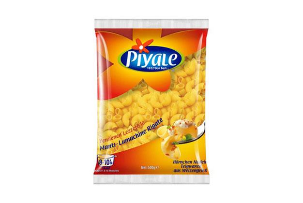 Piyale Pasta Lumachine / MANTI / 20×500
