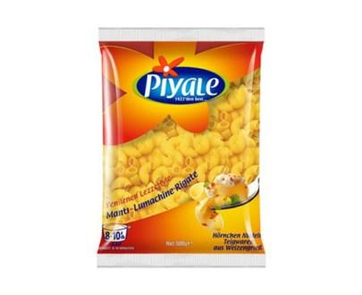Piyale Pasta Lumachine / Manti / 20X500