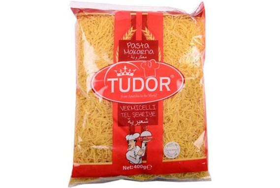 Tudor Pasta Vermicelli Tel Sehriye 20X400Gr