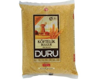 Duru /112-3/ 6X2.5Kg Fine Bulgur