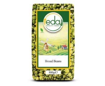 Eda Broad Beans 12X800Gr
