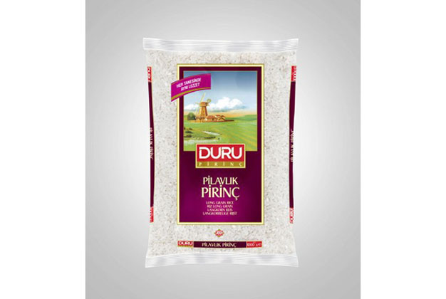 Duru /200I/ 10X1Kg Rice Pilavlik – Lotto Long Grai