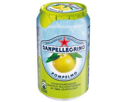 San Pellegrino Grapefruit 24X330Ml