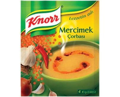 Knorr Soup Lentils 12X70Gr