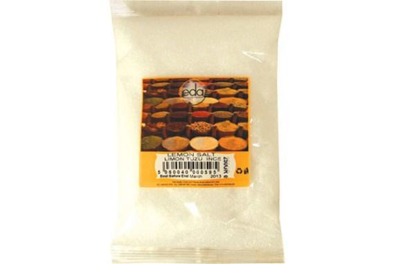 Eda Lemon Salt Fine 6X250Gr