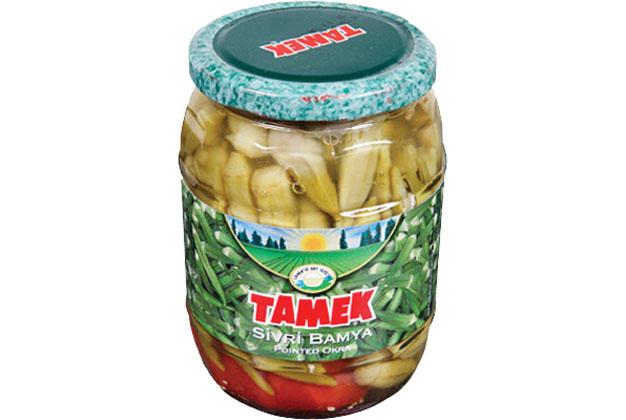 Tamek Okra Pointed 12X720Ml