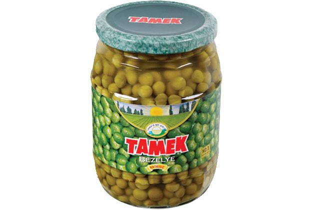 Tamek Green Peas 12X720 Cc