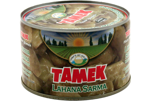 Tamek Stuffed Cabbage 12X400Gr