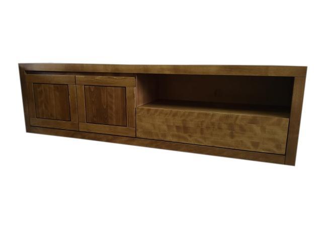 komodaRTV bukowa drewniana