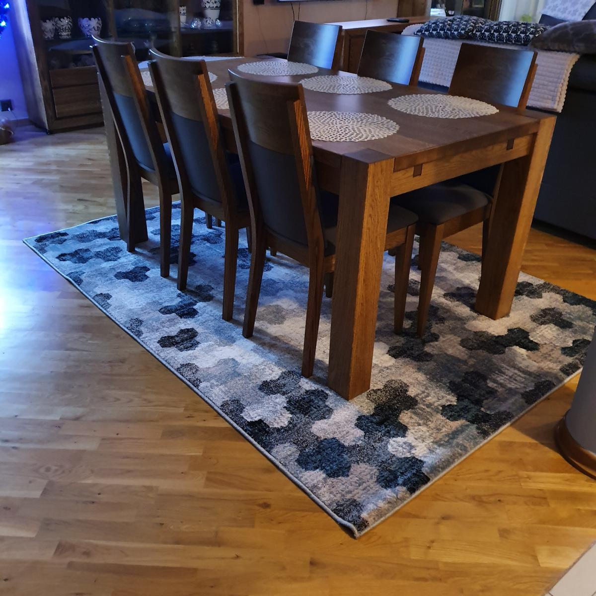 stół s1 dębowy