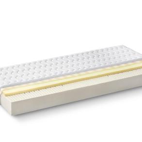 lateksowy materac