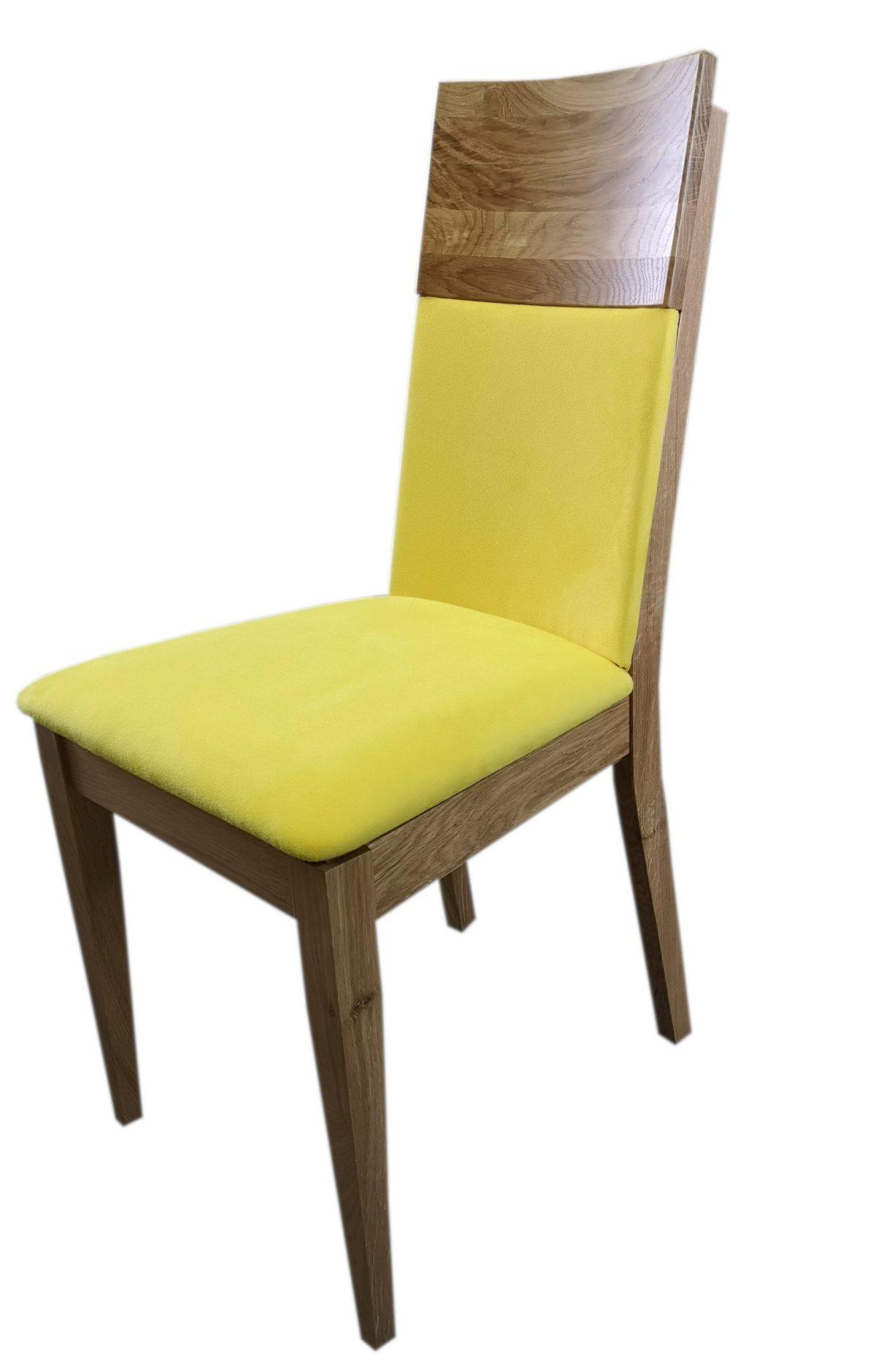 krzesło-dąb-kanarek