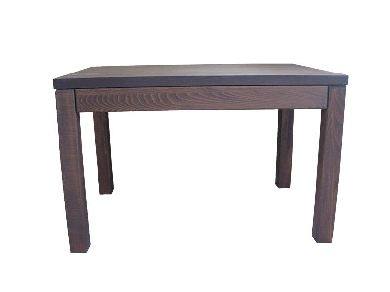 Stolik drewniany z szufladką