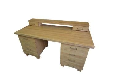 biurko dąb