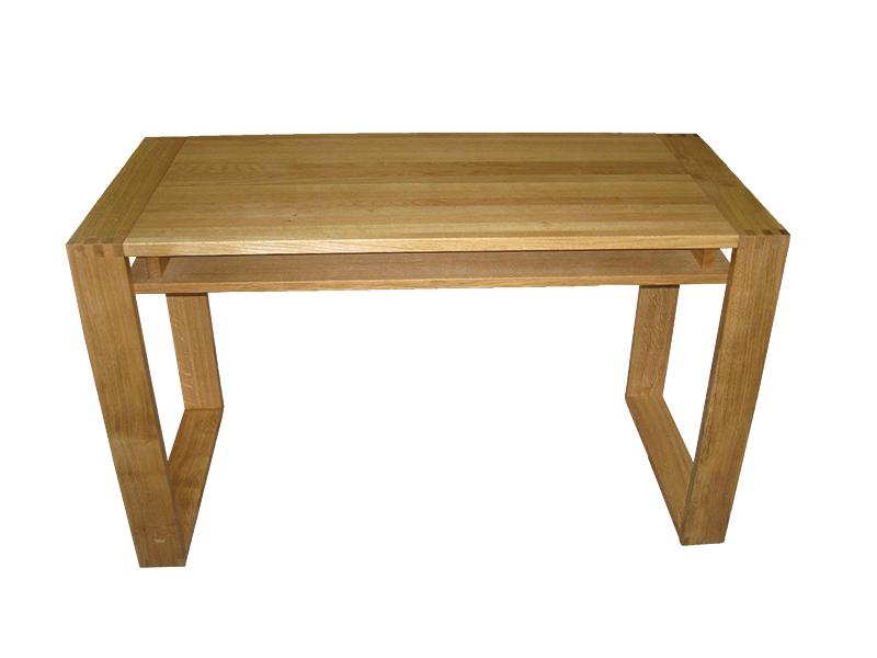 biurko dębowe na wymiar