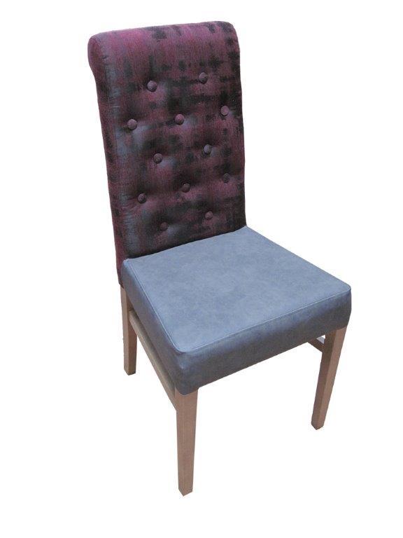 krzesło tapicerowane producent
