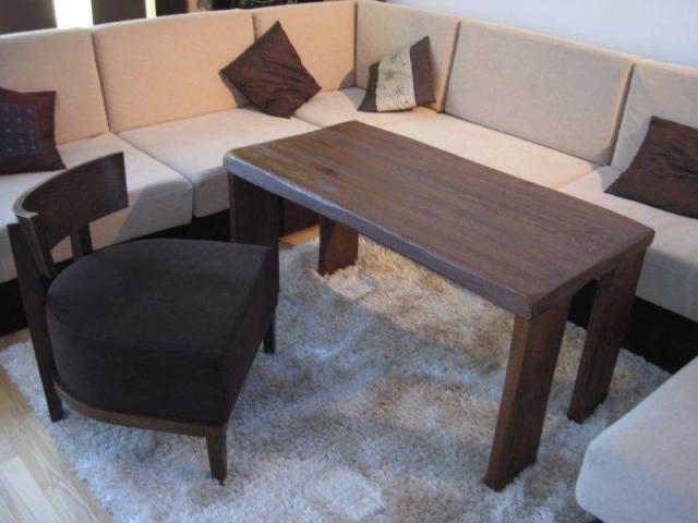 Fotelik kawowy