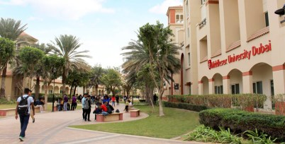 Middlesex University Dubai welcomes students to the 2017/18 academic year (NEWS)