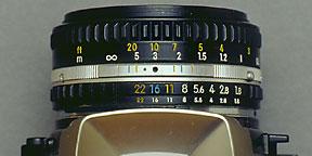 lens markings far