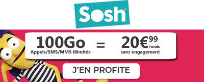 100go sosh package