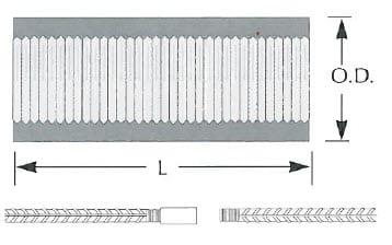 positional coupler for rebar