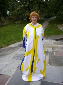 T-Kleid