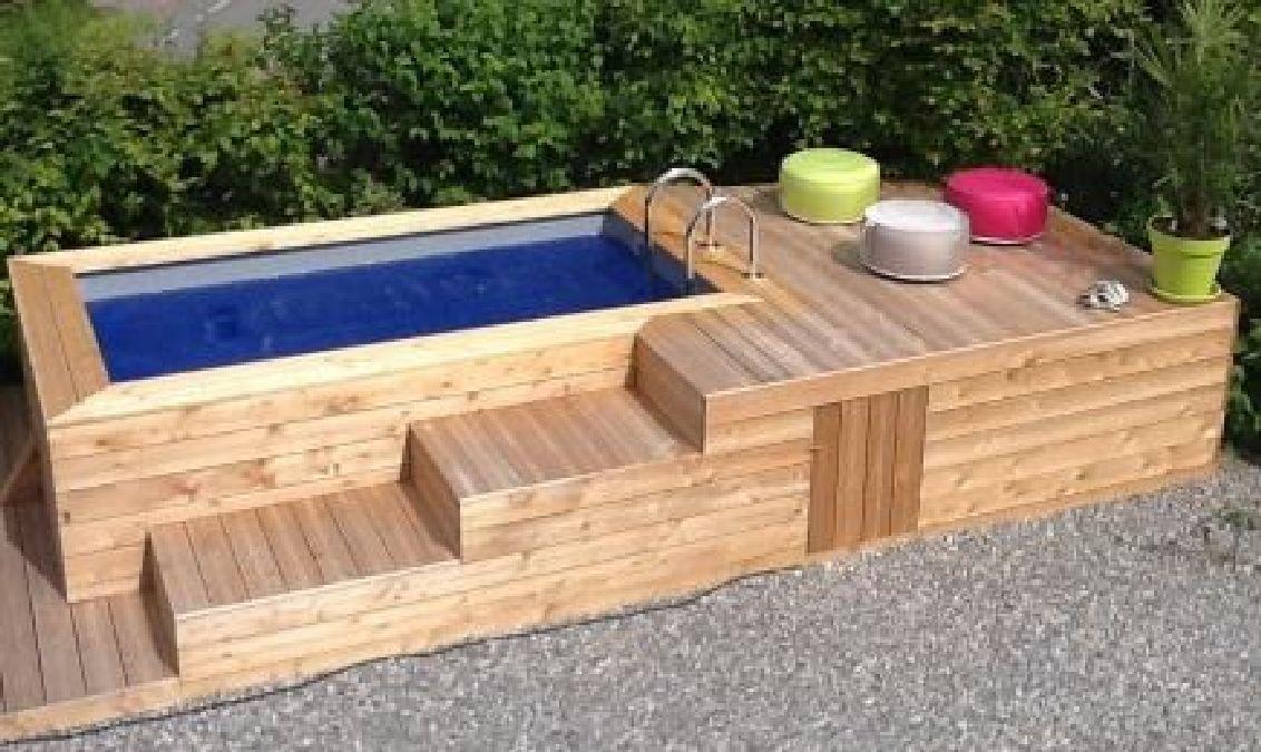 Piscine En Palette De Bois construire sa piscine tout seul : oui c'est possible