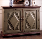 English Panel Sideboard