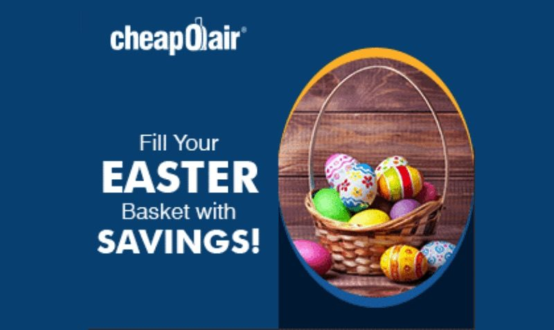 Now you can fill your Easter basket with huge savings and great deals! That Easter weekend getaway is calling your name. So hop to it and book now!