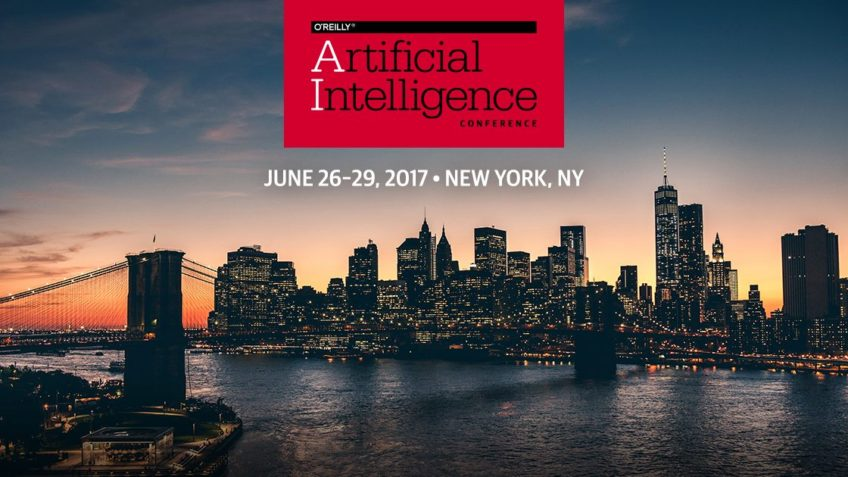 o'reilly ai coupon artificial intelligence conference new york
