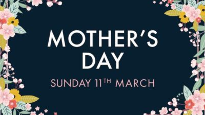 Mother's Day Gifts waterstones