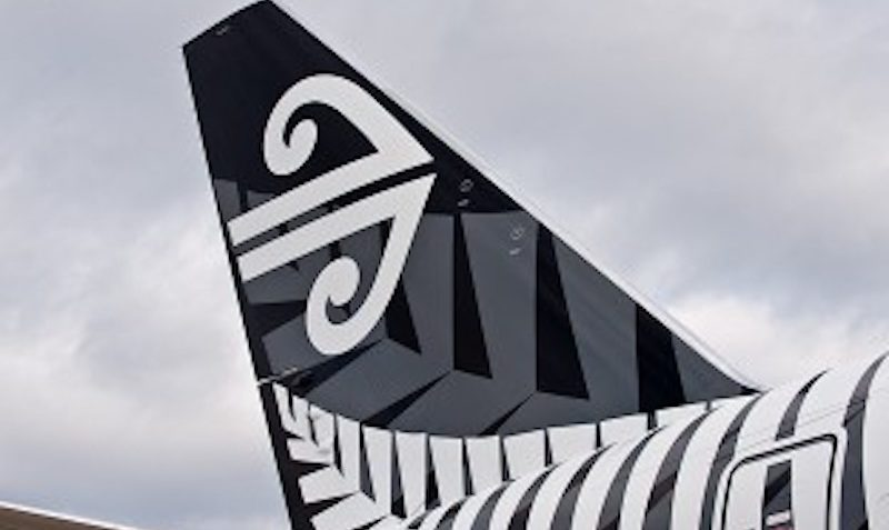 Black Friday SALE on Air New Zealand Flights from London
