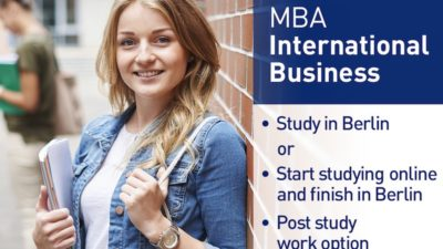 MBA International Business at Coupon IUBH School of Business and Management