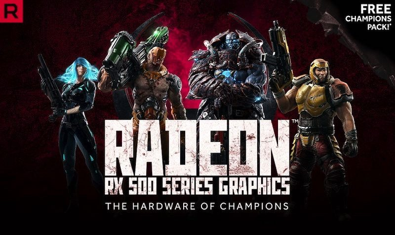 "FREE ""Champions Pack"" for Quake Champions with Purchases at HP Store"