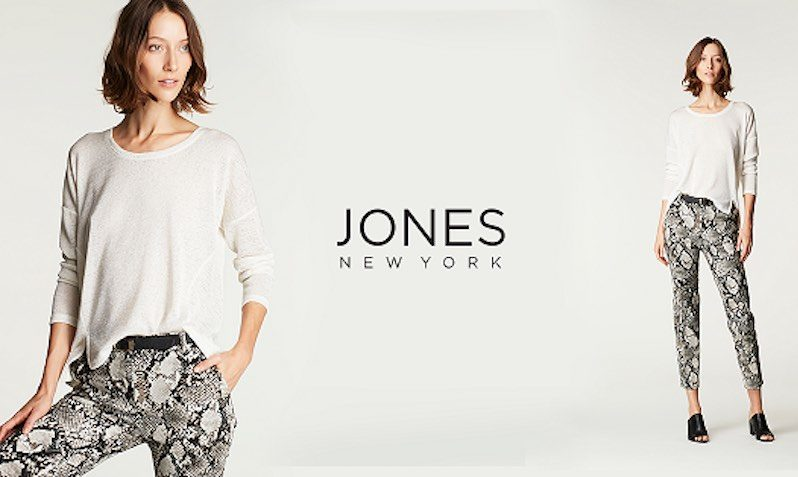 Happy New Year! Get Up to 60% Off Select Items at Jones NY