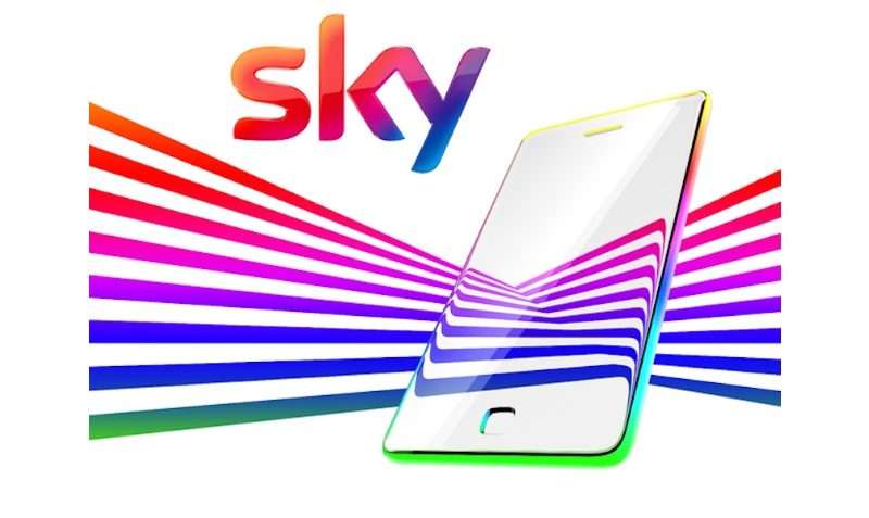 £16.99 Sky Voucher with Sony Phone at Sky Mobile