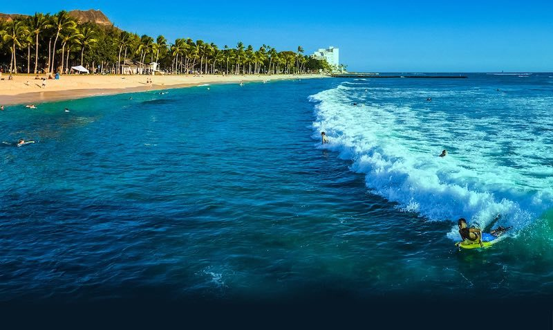 Spring Fares DEALS at Hawaiian Airlines
