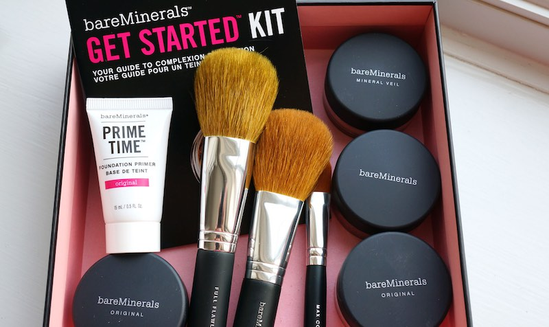 Up to 30% off kits and bundles at bareminerals.com!