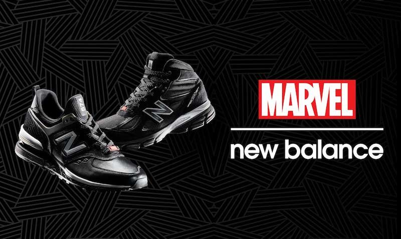 "LAUNCH of Marvel's ""Black Panther"" New Limited Edition Collection at New Balance"