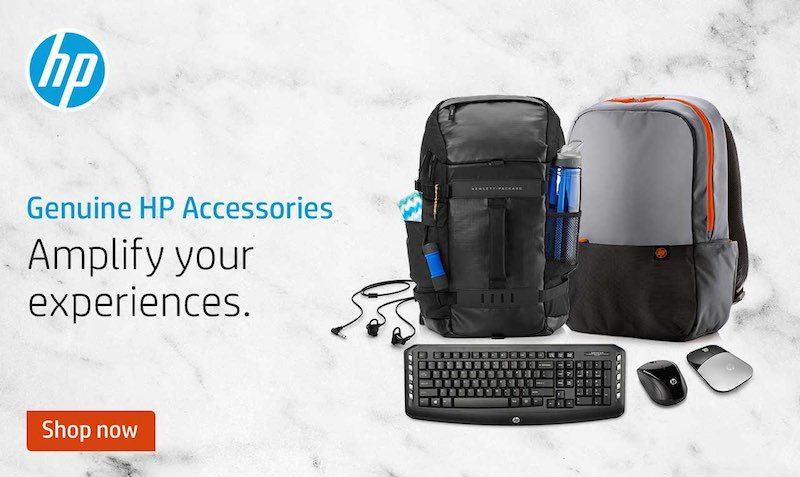 40% Off Accessories Promo Code at HP Store Canada