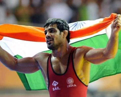 Sushil Kumar Wrestler