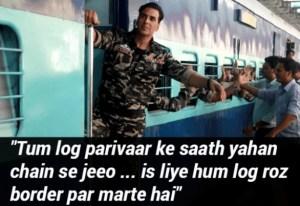 Akshay top dialogues