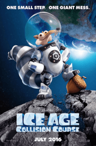 Ice age 5 movie poster