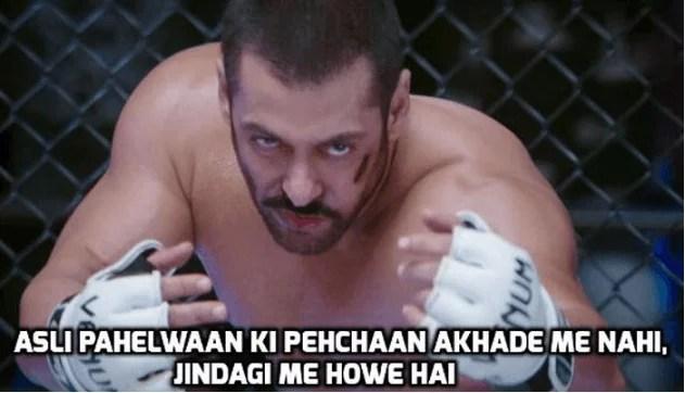 Salman Khan Motivation Dialogues From Sultan
