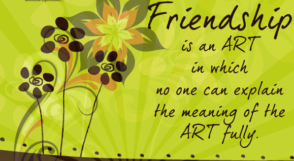 Ecard For Friendship Day